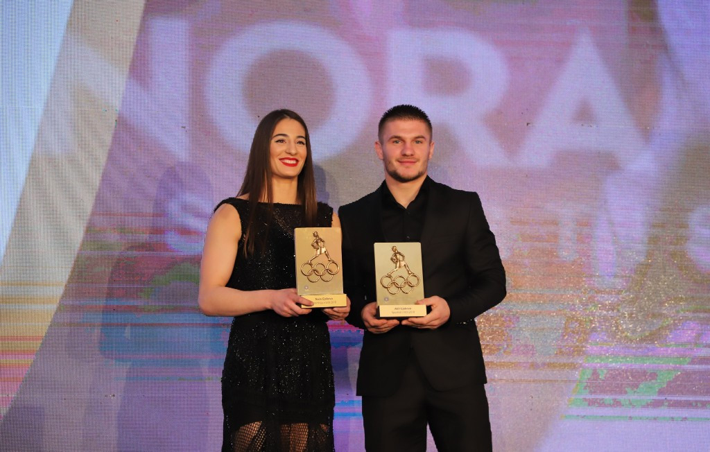 Gjakova siblings claim top prizes at Kosovo Olympic Committee's 2018 Laureates Announcement Ceremony