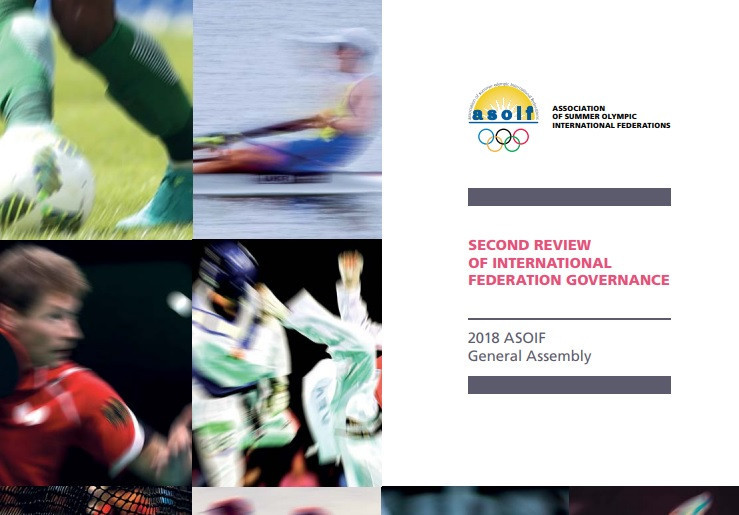 ASOIF released a governance report last year and is continuing to monitor how IFs are run ©ASOIF