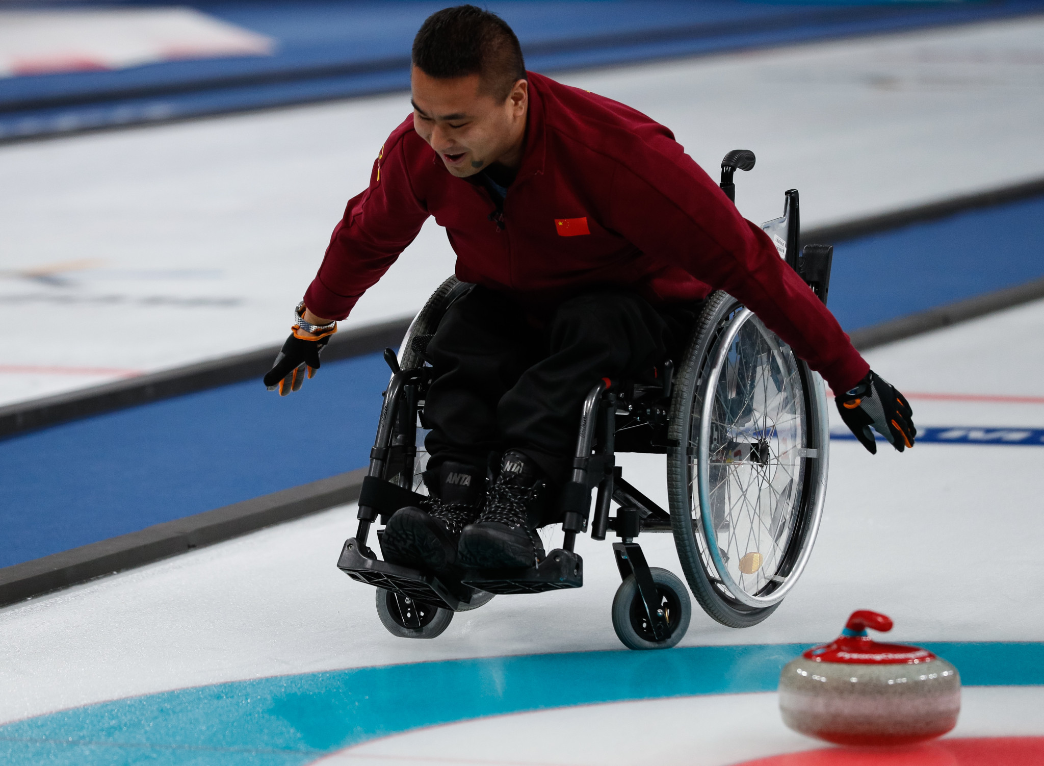 China and Norway maintain perfect starts at World Wheelchair Curling Championships