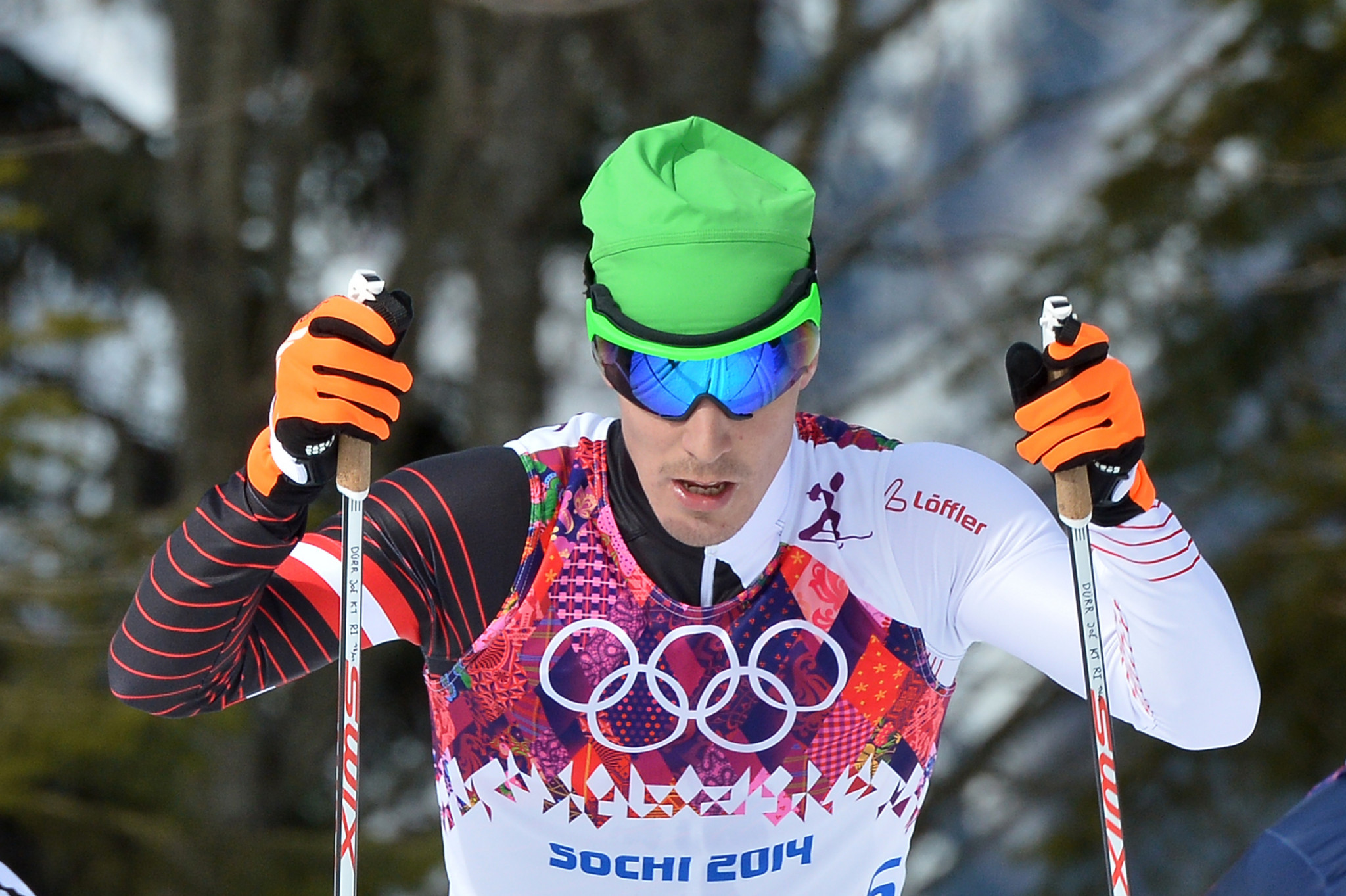 Austrian skier Johannes Dürr, previously disqualified at Sochi 2014 and who subsequently admitted doping in a television interview with German broadcaster ARD, has been arrested in Innsbruck ©Getty Images