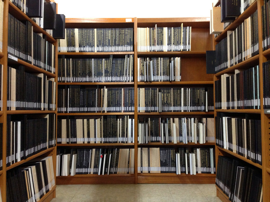 The National Library of Korea in Seoul currently has 10 million volumes in its collection and is due to run out of space in about five years, so had been looking for extra space ©National Library of Korea