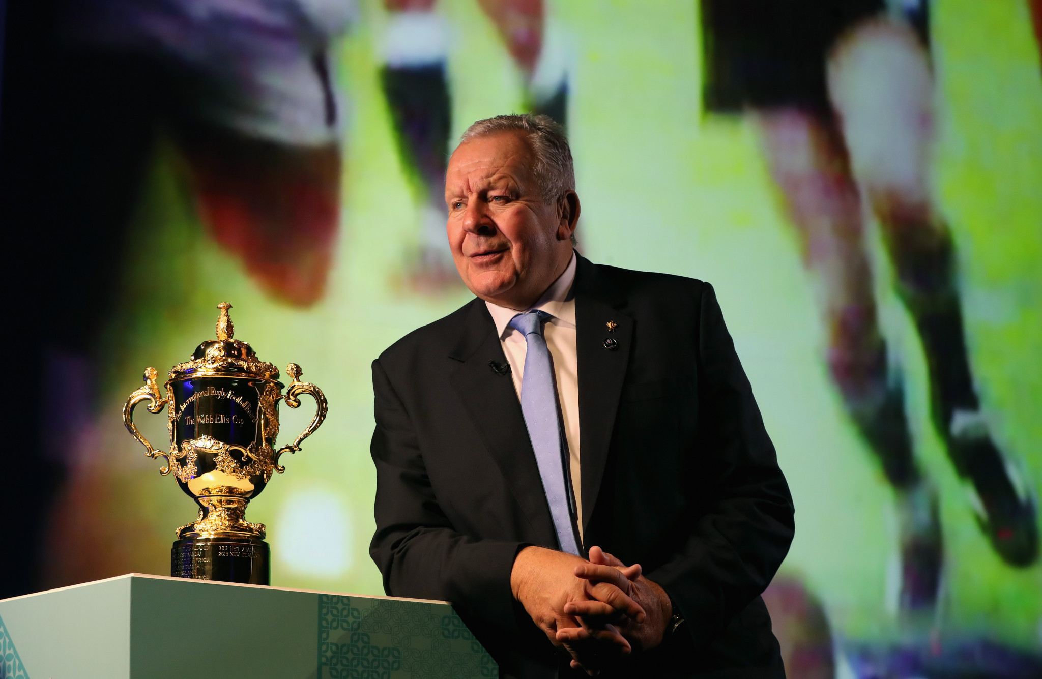 Sir Bill Beaumont, chairman of World Rugby, has called an emergency meeting in Dublin this month to discuss proposed changes in the game ©Getty Images
