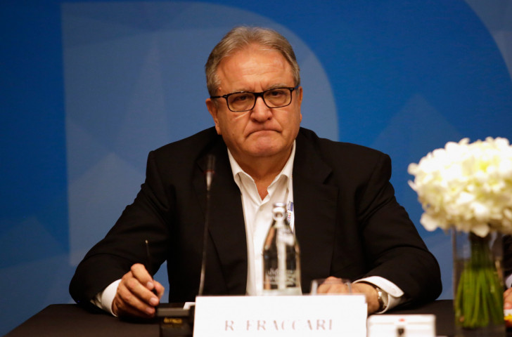 WBSC President Riccardo Fraccari has called for his sport to make greater efforts at modernisation and globalisation as part of its campaign to regain Olympic status beyond the 2020 Tokyo Games ©Getty Images