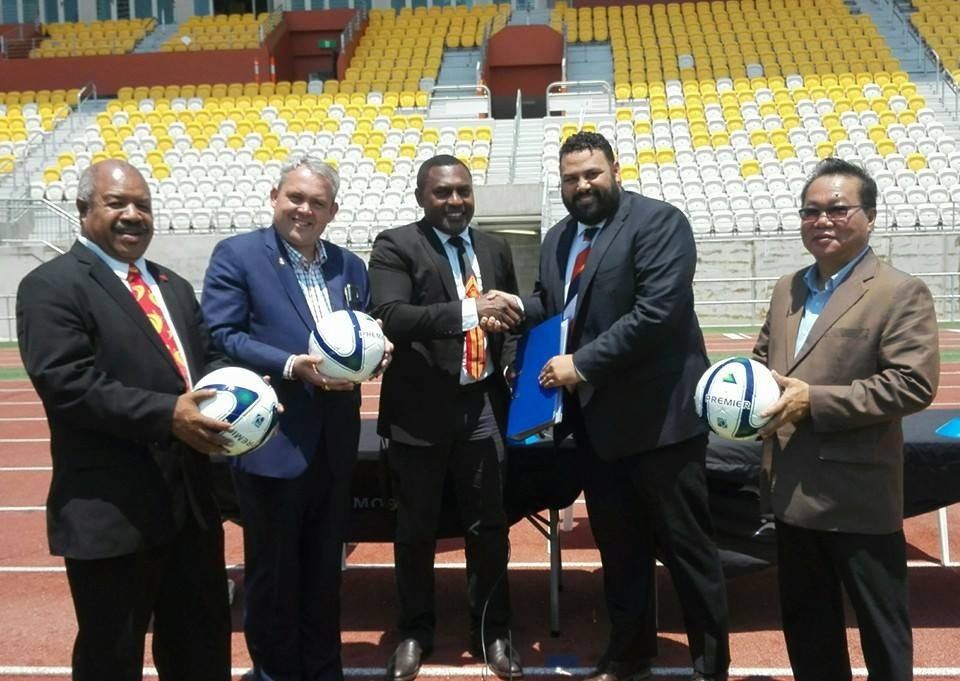 Papua New Guinea confirmed as hosts of FIFA under-20 Women's World Cup despite venue concerns