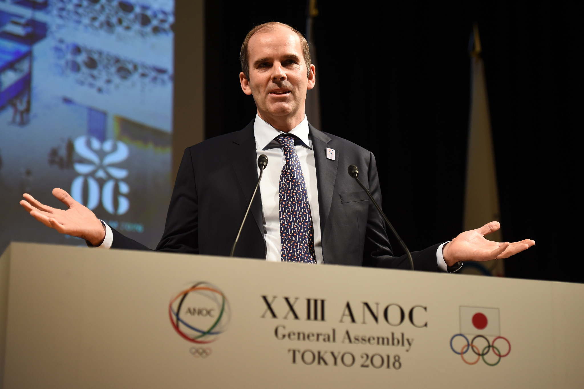 Stockholm-Åre 2026 chief executive Richard Brisius claimed that the bid had