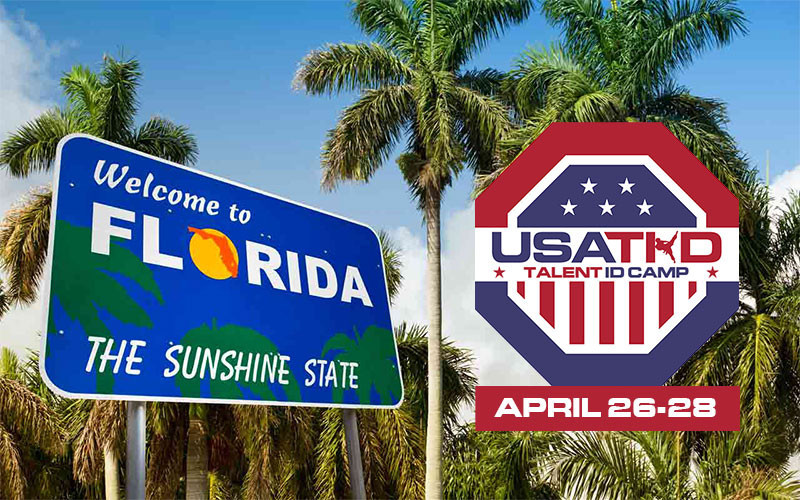 USA Taekwondo announce April talent ID camp in Florida