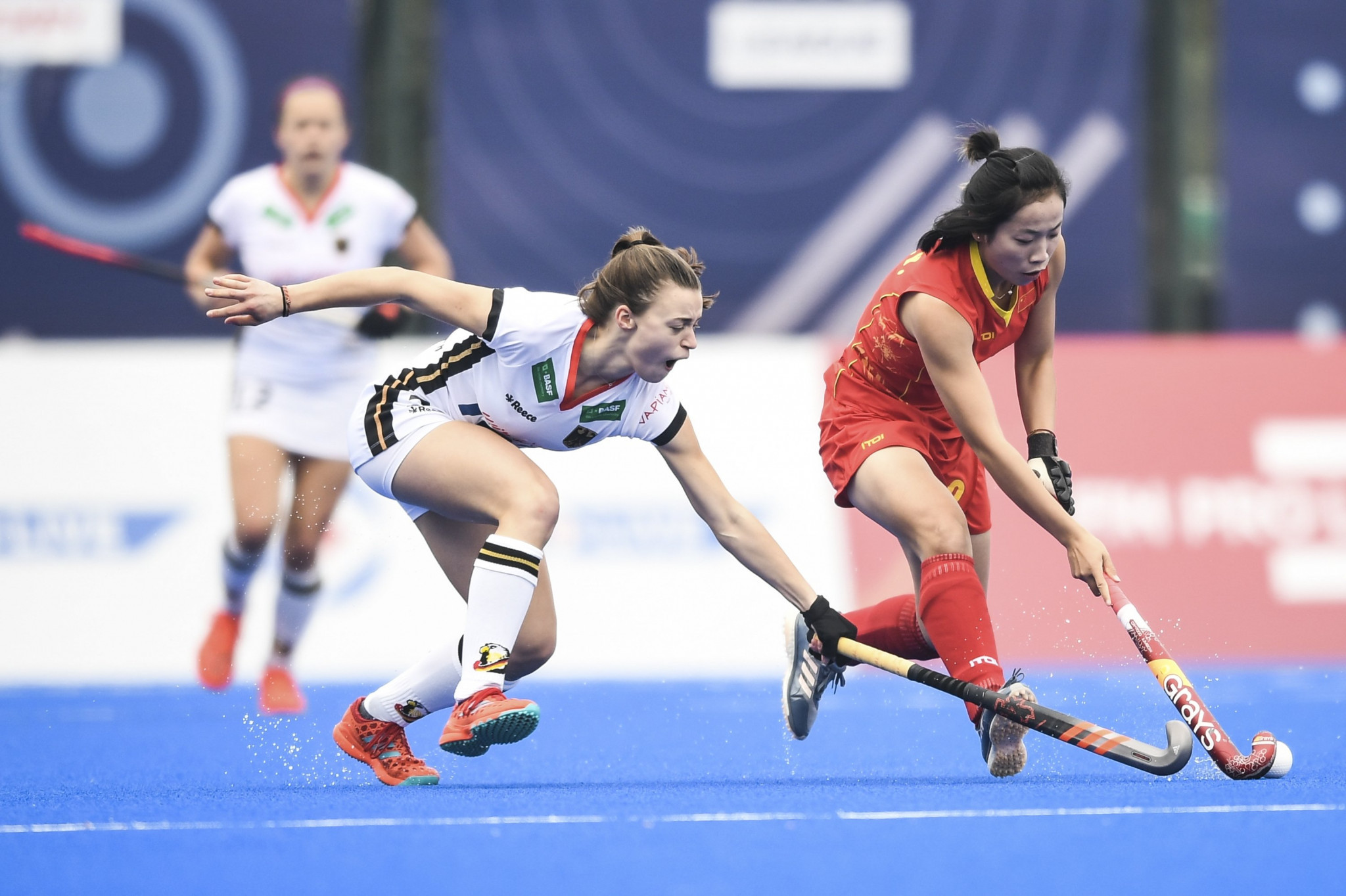 The result sees China move up to seventh in the women's FIH Pro League standings ©FIH