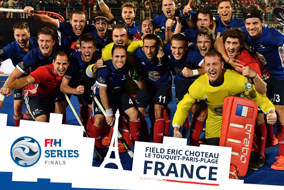 France will welcome teams for the men's event ©FIH