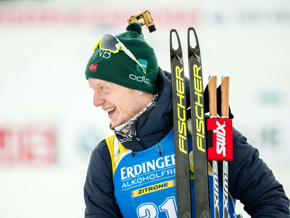 Norway's Bø looking to continue good form with IBU World Championships set to begin in Östersund