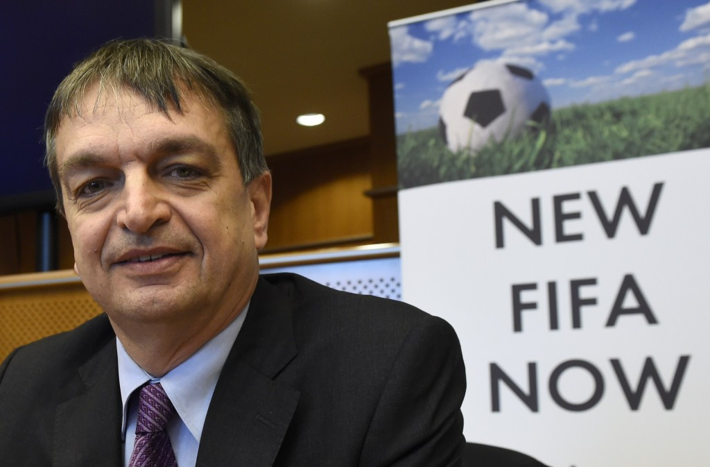 Jérôme Champagne launches bid for FIFA Presidency