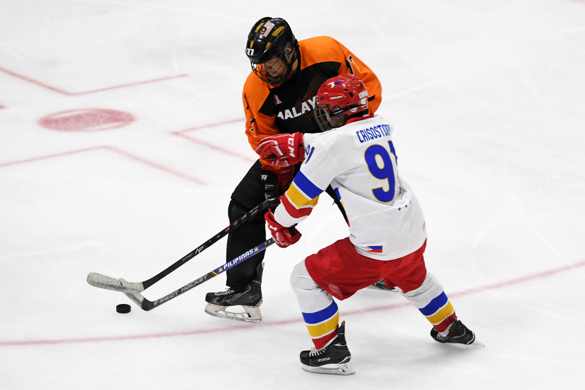 Malaysia and Singapore book semi-final spots at IIHF Challenge Cup of Asia
