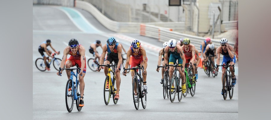 All of last season's top-10 male athletes will compete in the 2019 World Triathlon Series opening event in Abu Dhabi tomorrow ©World Triathlon