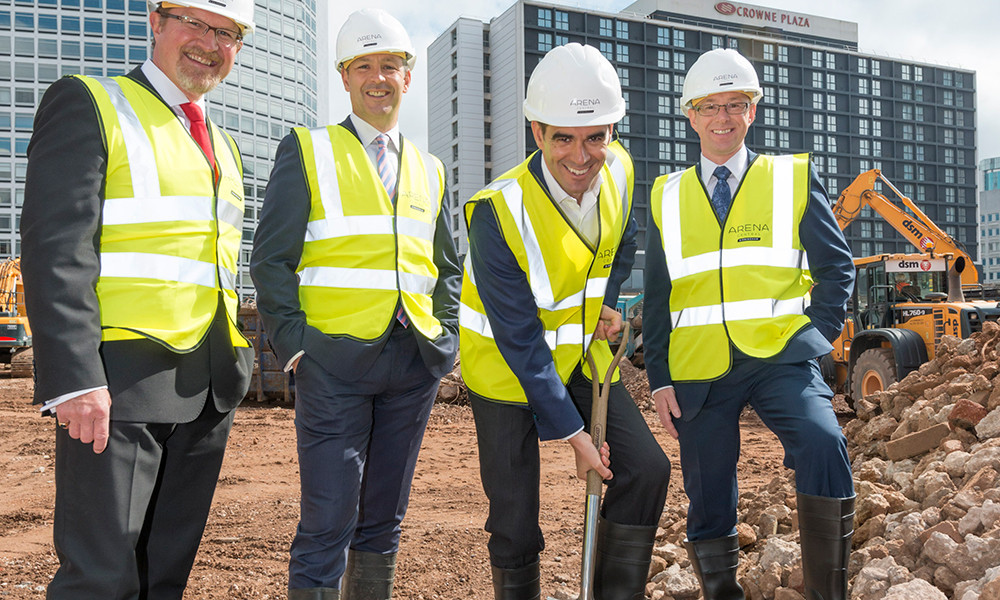 Birmingham City Council Leader claims 2022 Commonwealth Games will provide skilled workforce for years to come