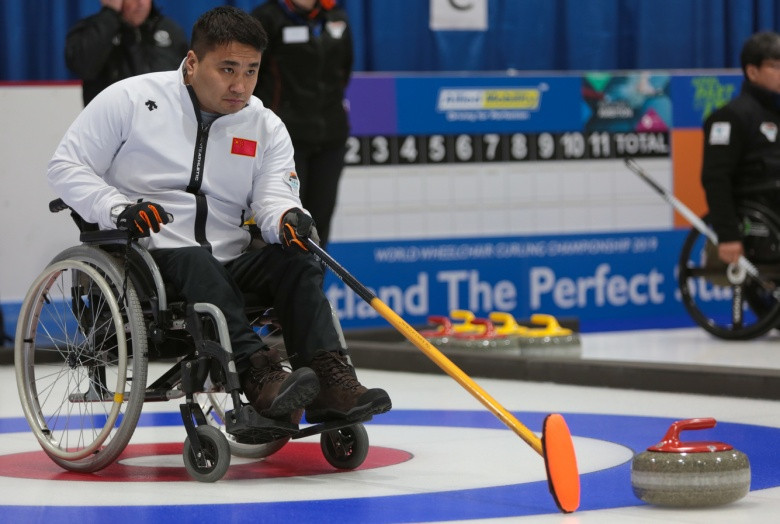 Norway restore overall lead in World Wheelchair Curling Championships as China falter