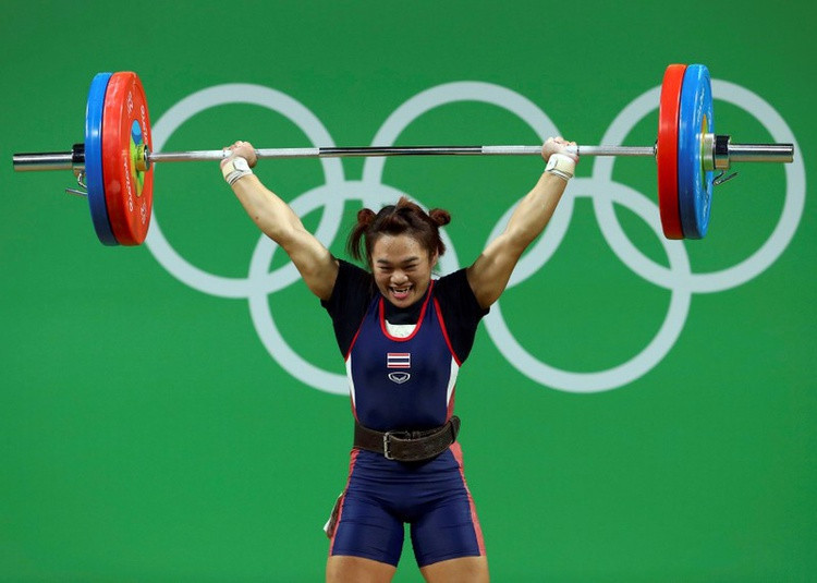 Olympic champion Sukanya Srisurat is among weightlifters from Thailand to have tested positive for banned drugs ©Getty Images