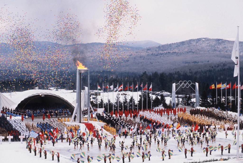Lake Placid has hosted the Winter Olympics on two occasions ©AFP/Getty Images