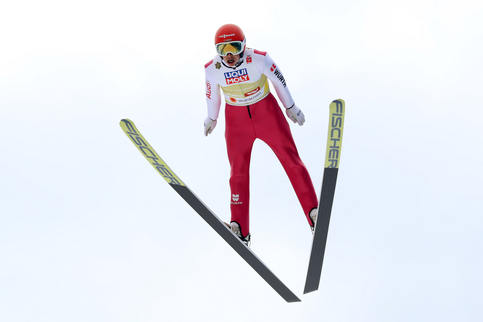 Frenzel and Rydzek among absentees as FIS Nordic Combined World Cup begins in Oslo