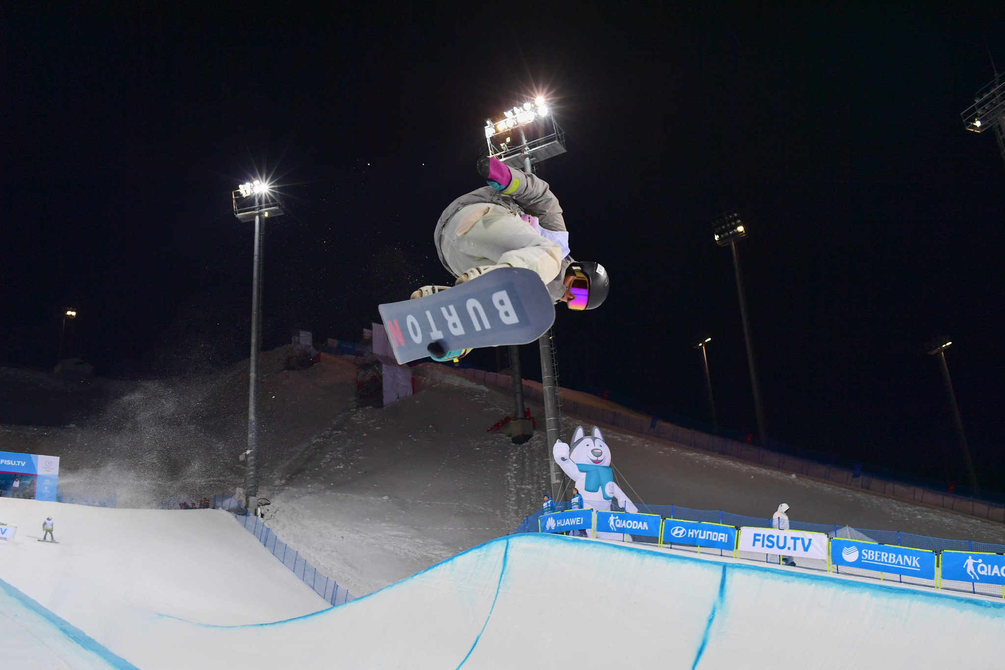 Avtaneev clinches dramatic snowboard halfpipe title as Russia break record for most medals won at Winter Universiade