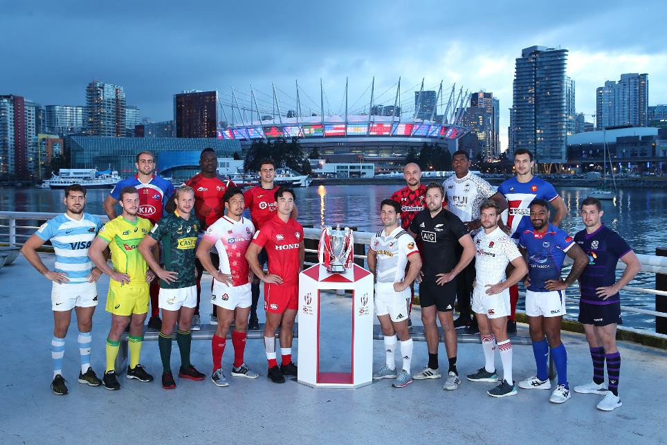 United States out to extend overall lead as World Rugby Sevens Series heads to Vancouver
