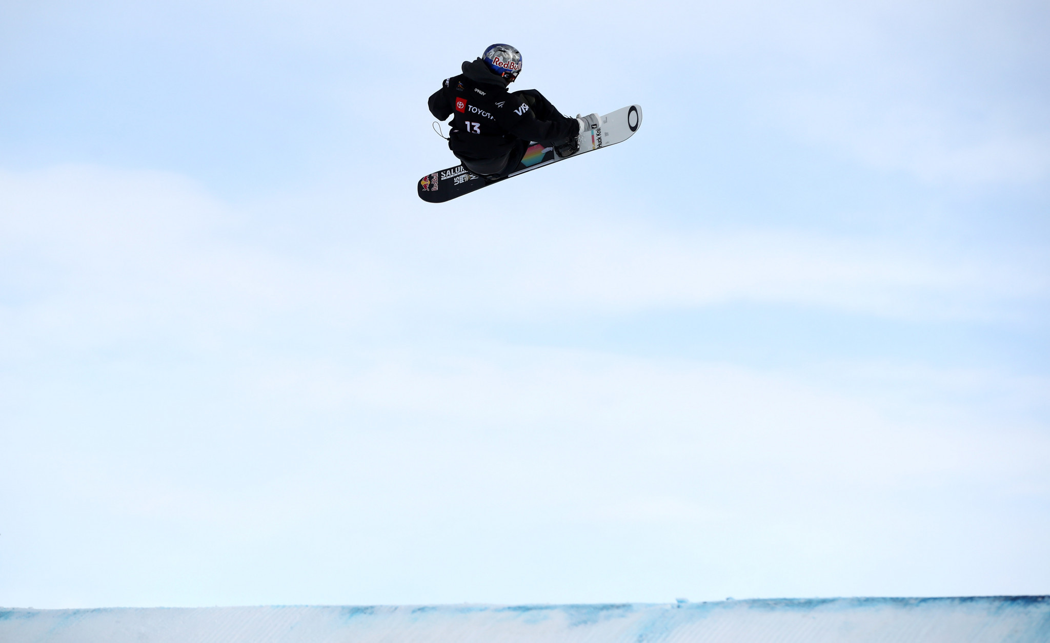 Judd Henkes had topped the men's slopestyle qualifiers ©Getty Images