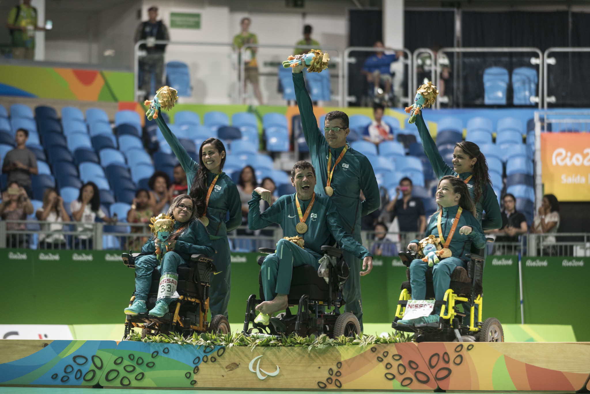 Boccia International Sports Federation publish rules on female participation