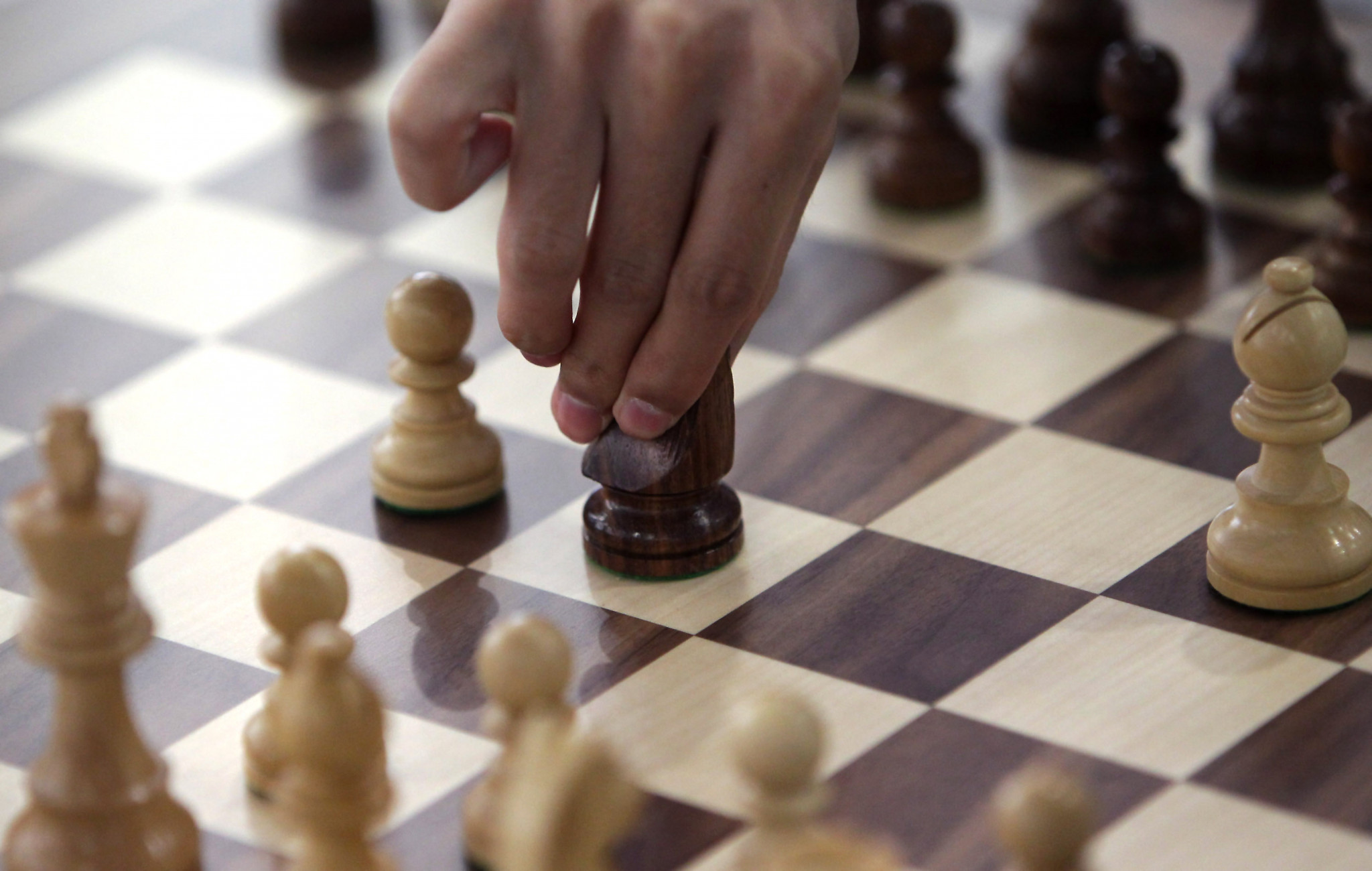 Chess has previously appeared on the Asian Games and African Games programmes  ©Getty Images