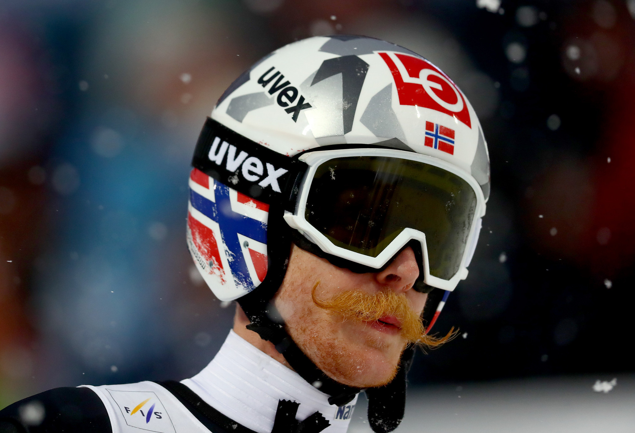 Robert Johansson again impressed at the Raw Air Tournament ©Getty Images