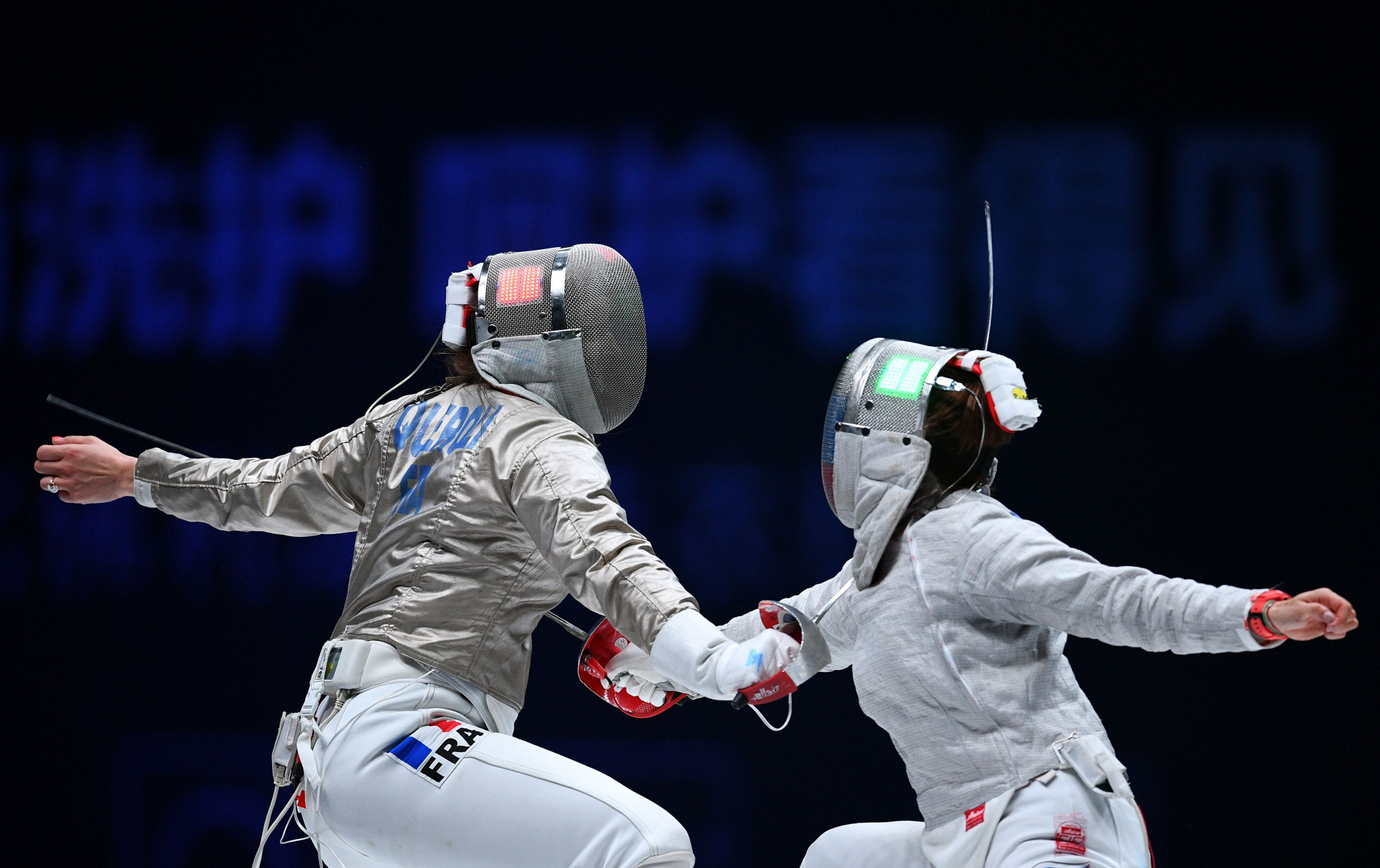 Pozdniakova triumphs at FIE Women's Sabre World Cup in Athens