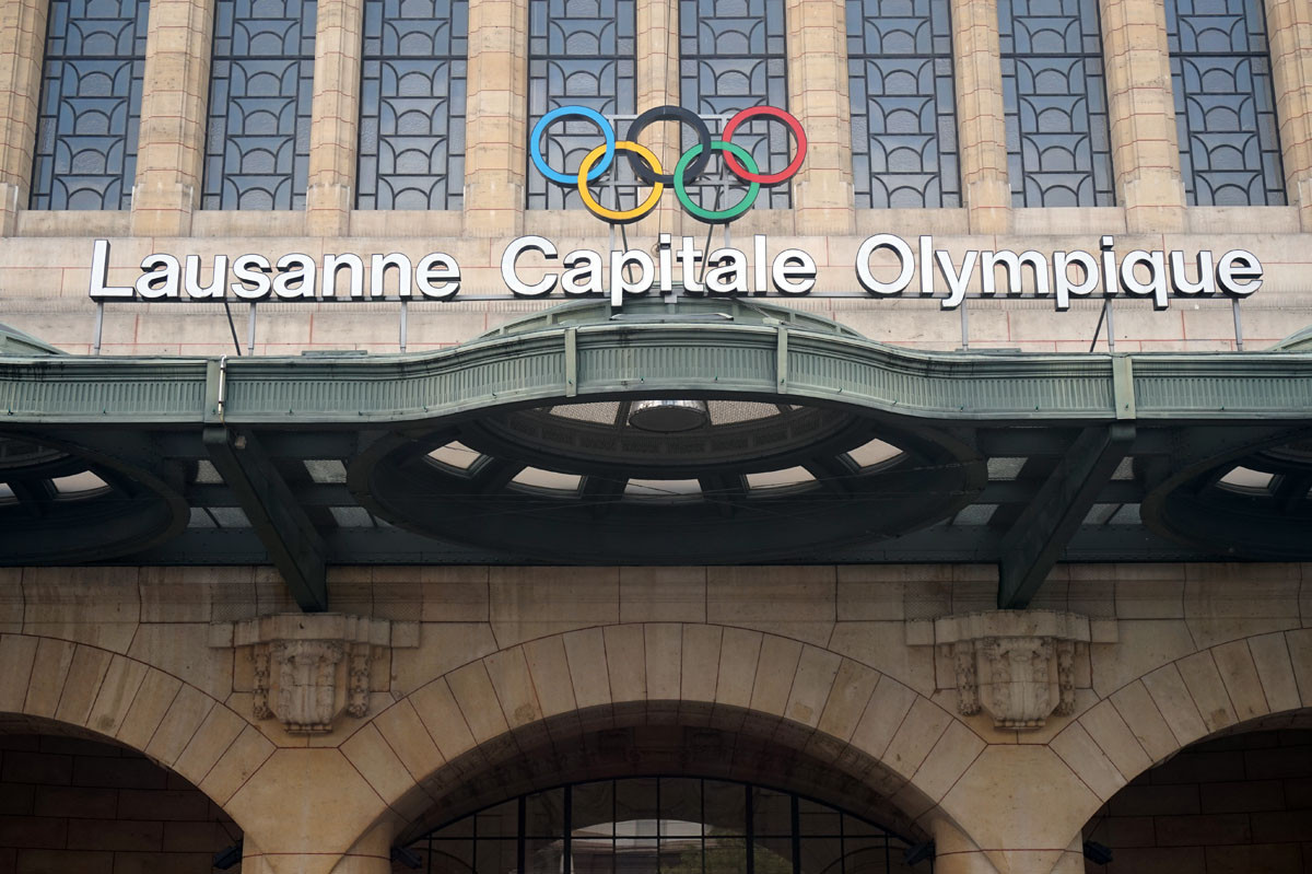 Lausanne has officially been the Olympic Capital for more than a quarter-of-a-century but will finally become an Olympic City when it hosts the 2020 Winter Youth Olympic Games ©Getty Images