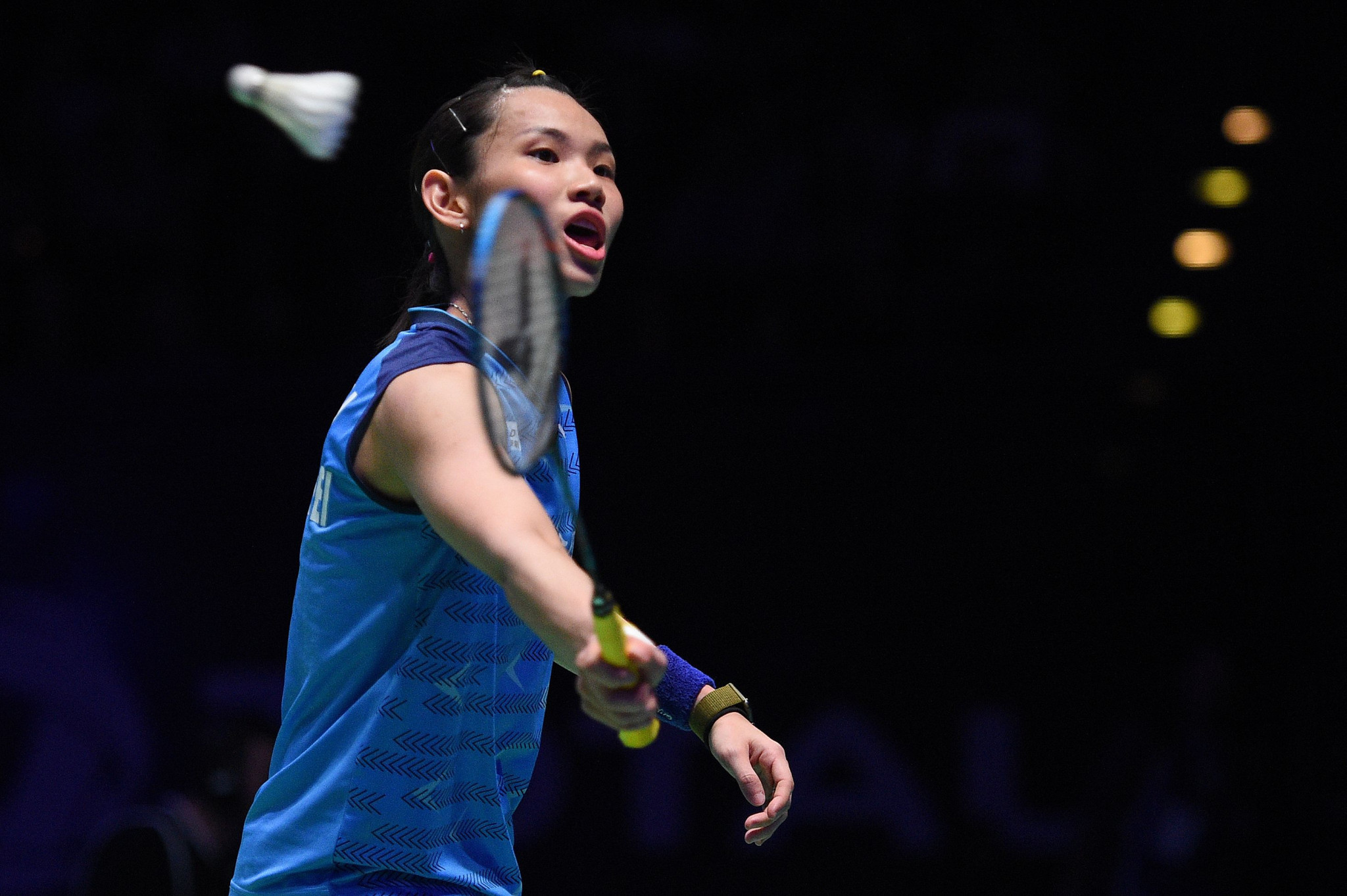 Chinese Taipei's Tai Tzu-ying remains on course for a third consecutive title at the All England Open ©Getty Images