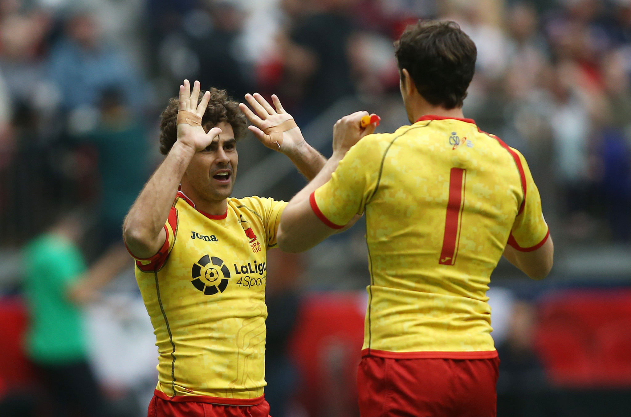 Spain record shock win over New Zealand at World Rugby Canada Sevens