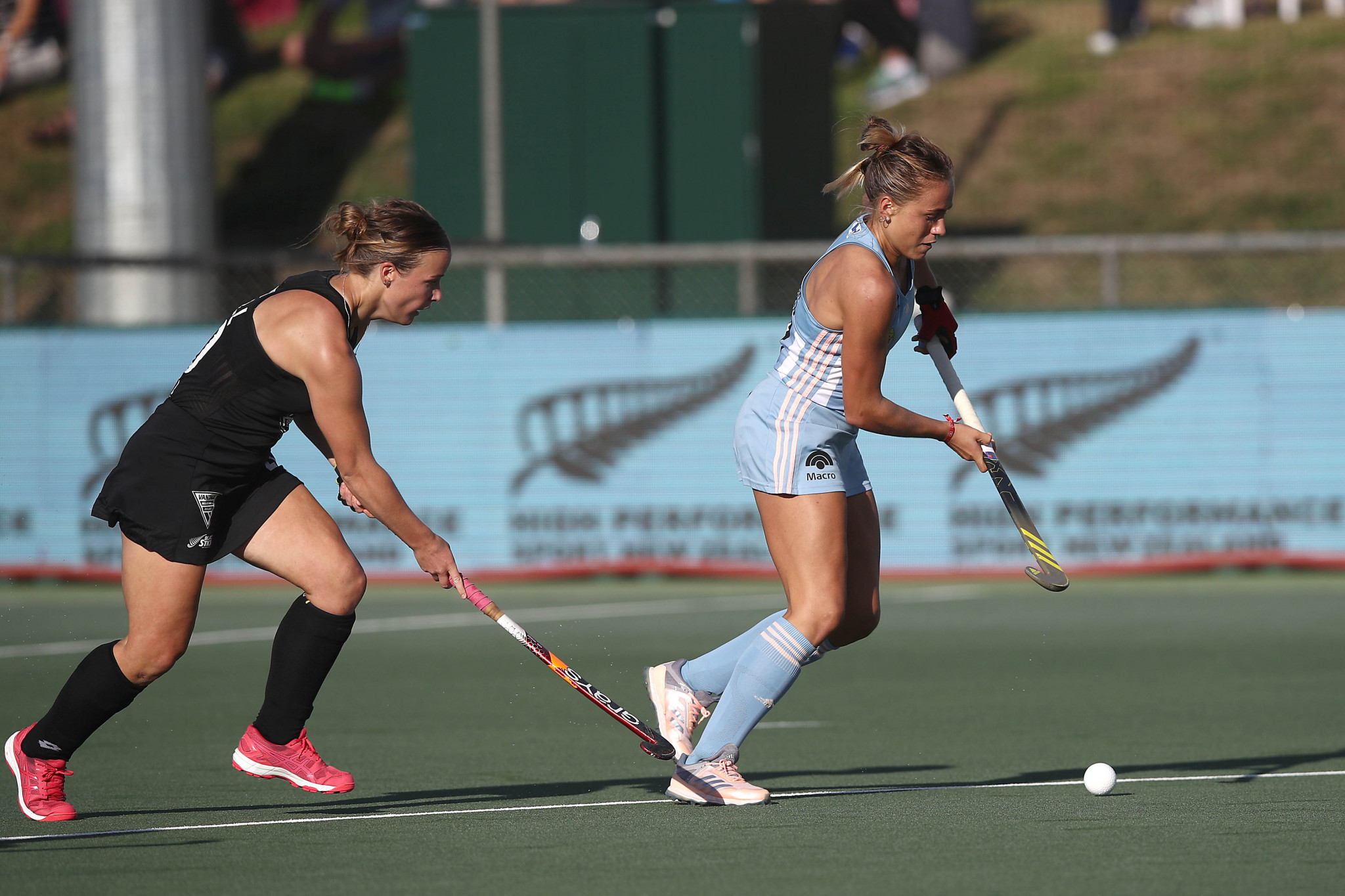 Argentina record two victories over hosts New Zealand in FIH Pro League