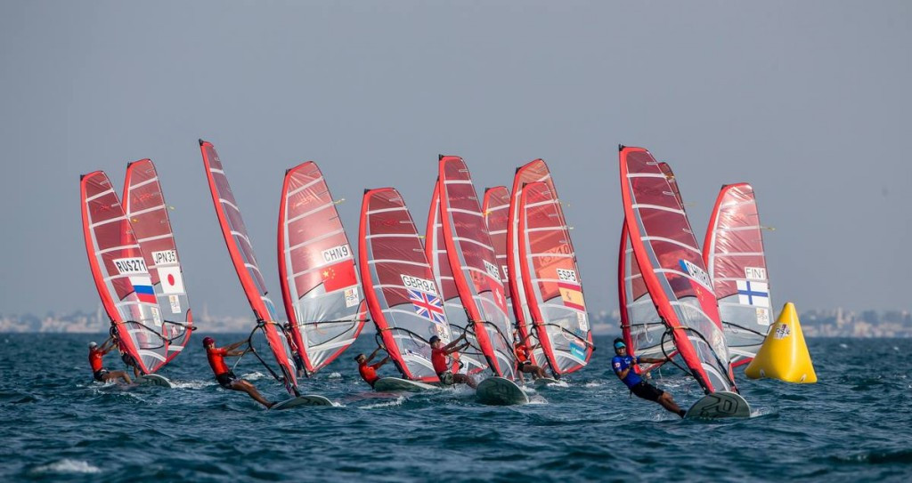 China's Peina Chen set to claim women's title at RS:X World Windsurfing Championships