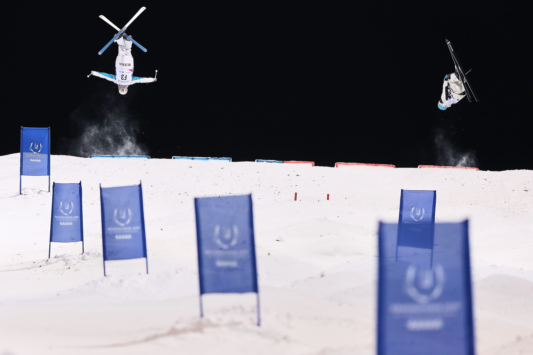 Krasnoyarsk 2019: Day eight of competition