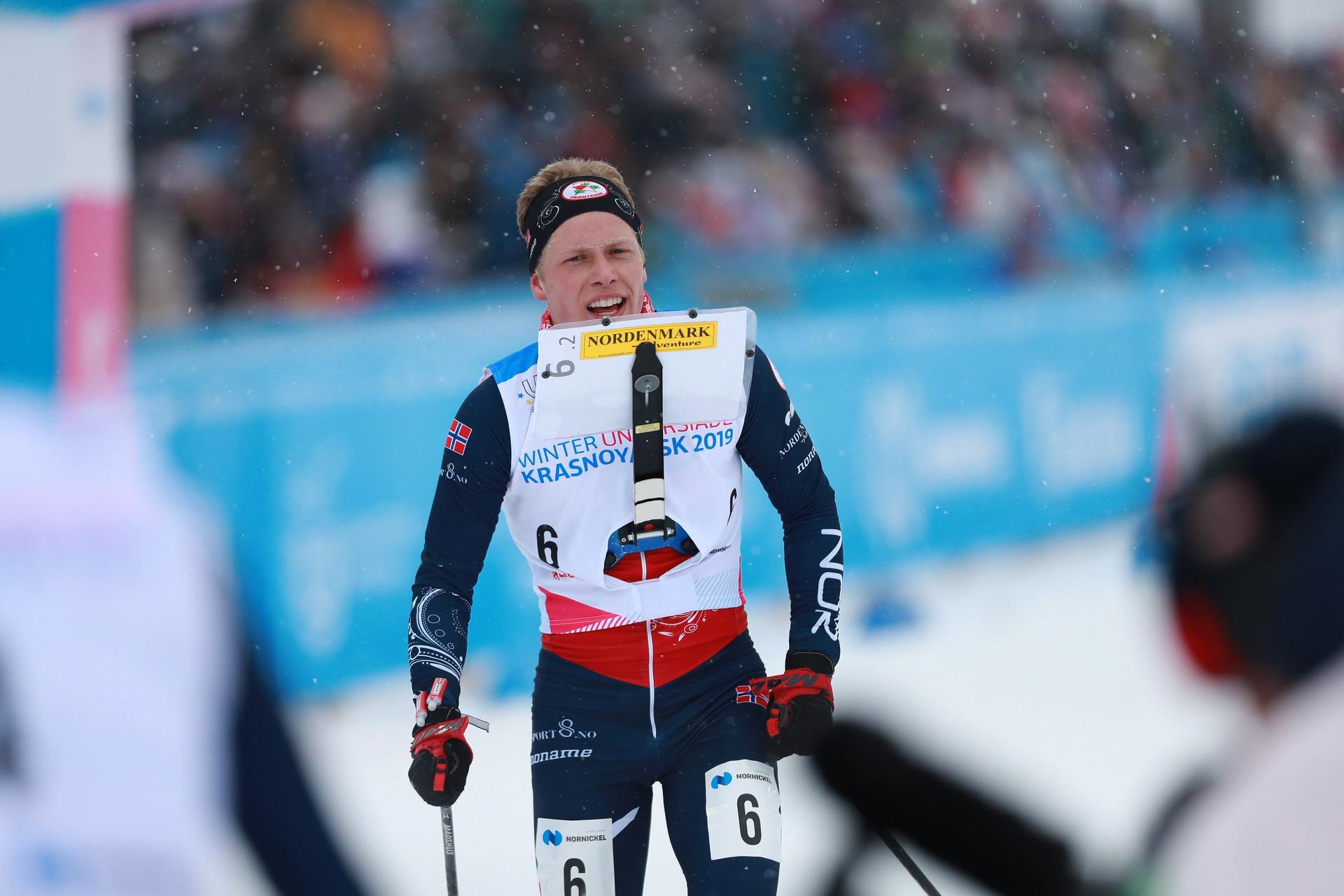 The final ski orienteering event of the Universiade took place at the Raduga Cluster ©Krasnoyarsk 2019