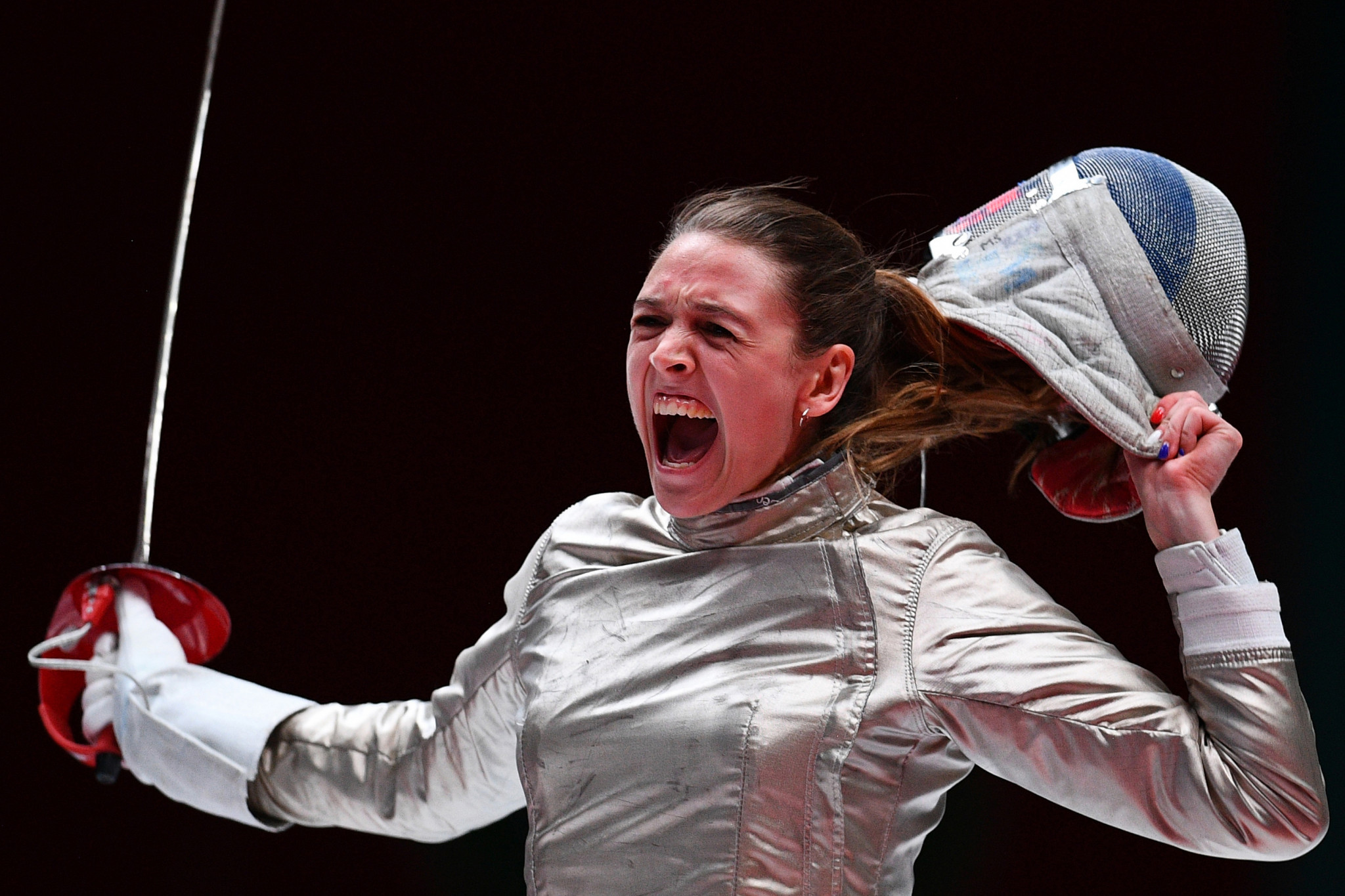 France win battle of world and Olympic champions at FIE Women's Sabre World Cup in Athens