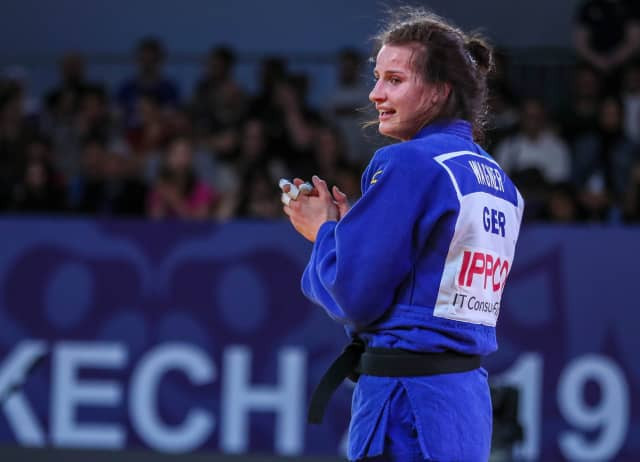 Wagner wins first IJF Grand Prix gold on last day at Marrakech