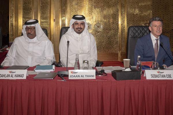 On the first day of its two-day meeting in Doha, the IAAF Council has ruled on a new method of determining athlete eligibility for the Tokyo 2020 Olympic Games, partly employing its new world rankings system ©IAAF