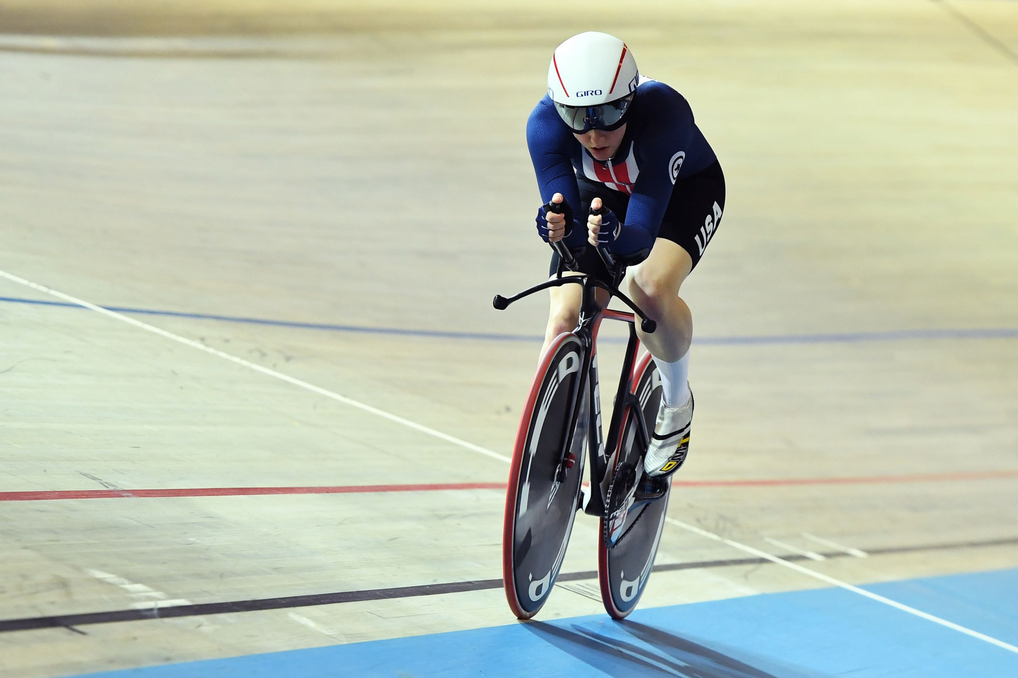 Kelly Catlin won three world titles and an Olympic silver medal ©Getty Images