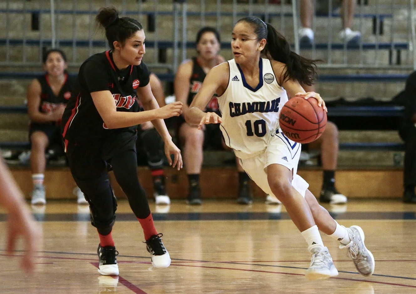 Guam's Destiny Castro has been in outstanding form for the Chaminade Silverswords in the NCAA Pacific West Conference this season and now has her sights on the Pacific Games in Samoa ©Chaminade University of Honolulu