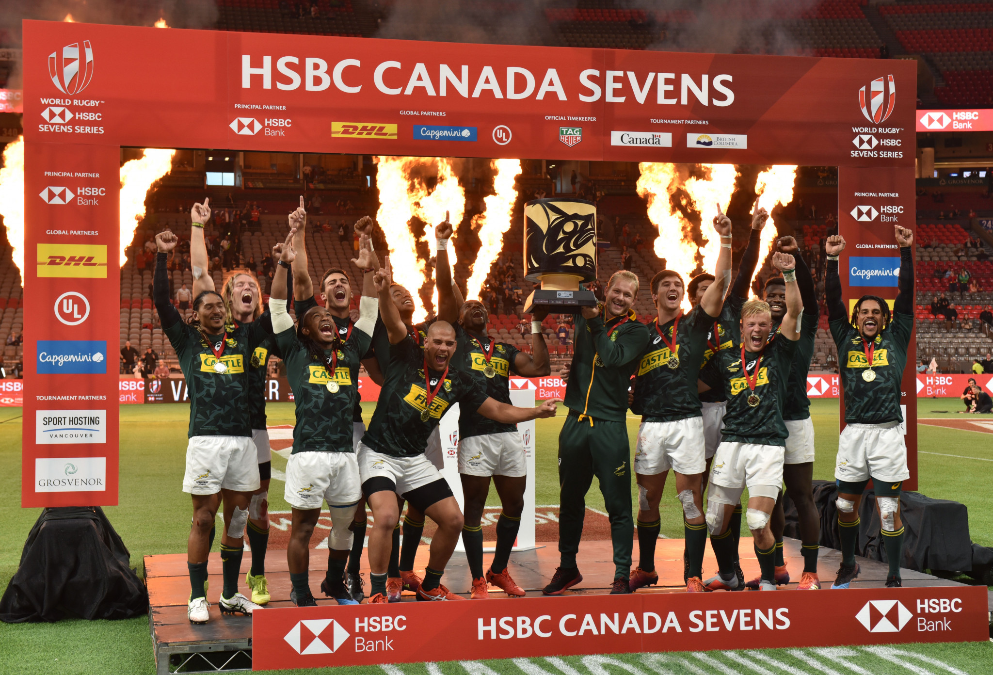 South Africa win Canada Rugby Sevens after comeback victory over France