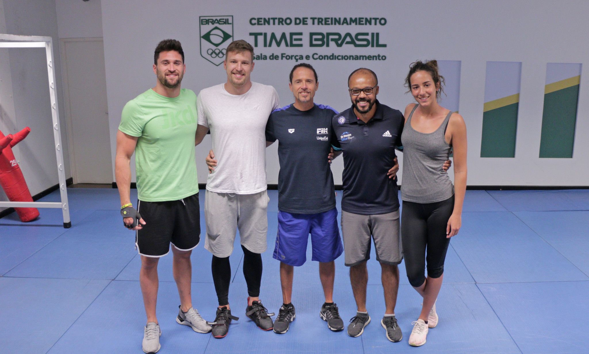 COB talk up success of Team Brazil Training Centre