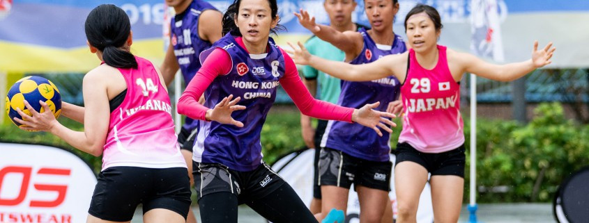 Chinese Taipei claim first Beach Korfball World Cup Asia title in Hong Kong