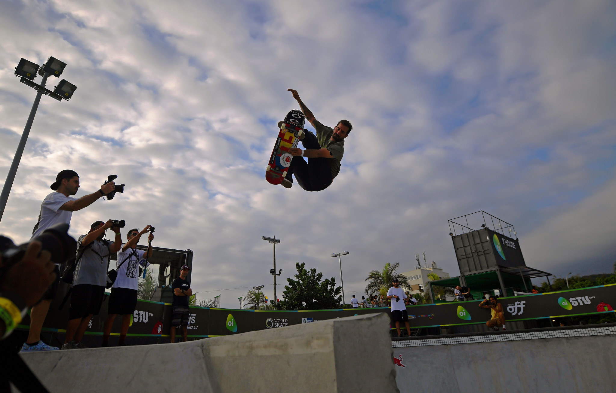 Skateboarding is on the programme at both the World Urban Games and World Beach Games ©Getty Images