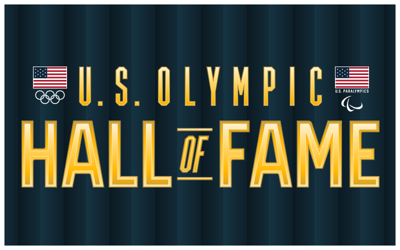 The United States Olympic Committee has announced that it is bringing back its Hall of Fame ©USOC