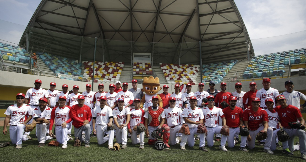 Lima 2019 has inaugurated its first new sporting venue, the baseball stadium in the Villa Maria del Triunfo district ©Lima 2019