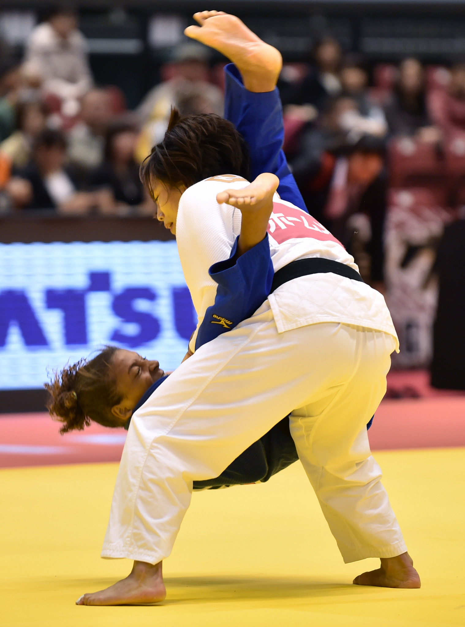 World Judo Day is celebrated every year on October 28 ©Getty Images