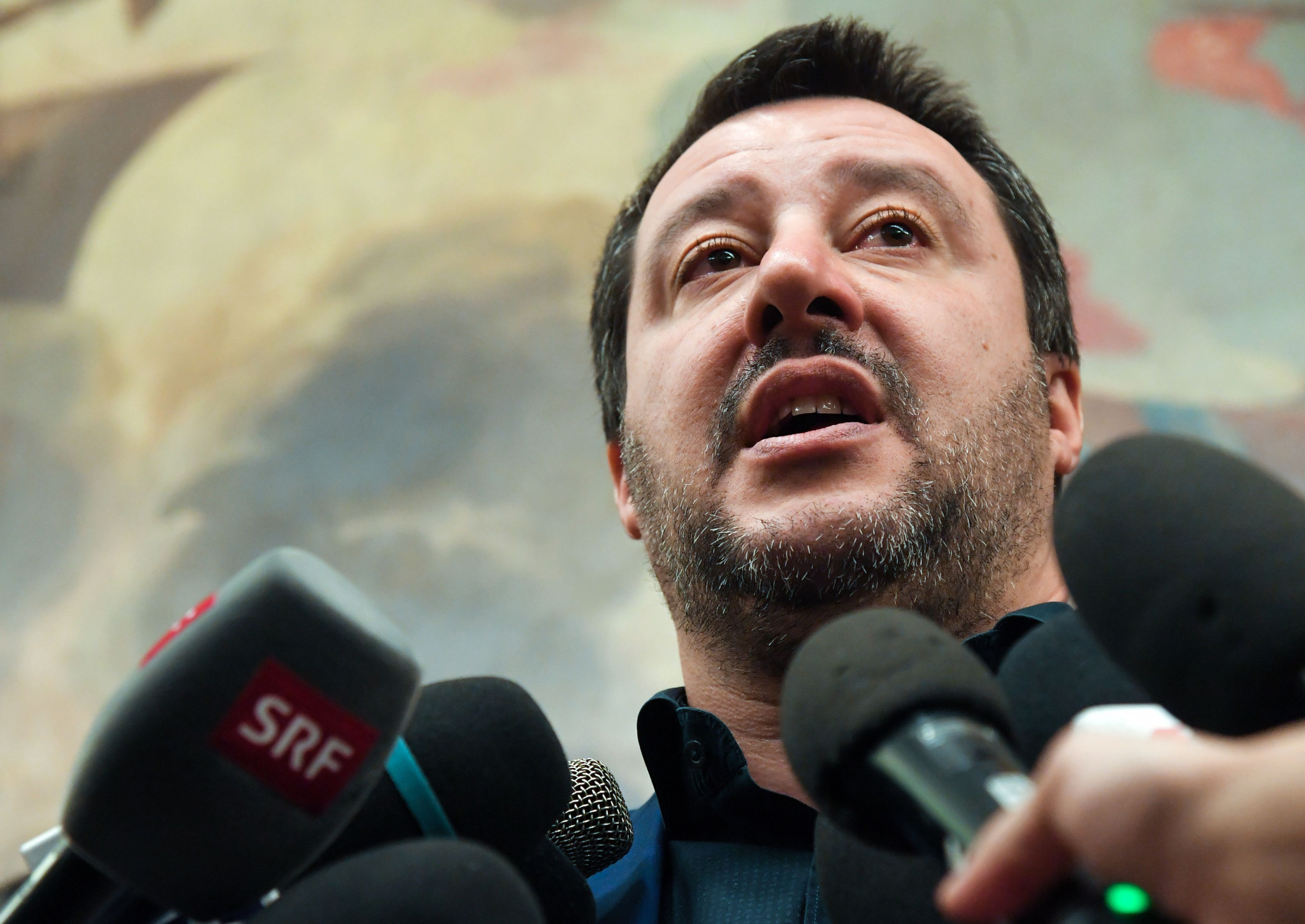 Deputy Prime Minister and Interior Minister Matteo Salvini has claimed the Italian Government must support the Milan and Cortina d'Ampezzo bid for the 2026 Olympic Games ©Getty Images