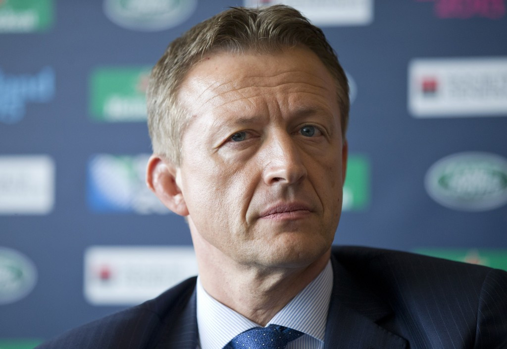 IOC member Octavian Morariu is seen as potential challenger to Bernard Lapasset for the World Rugby Presidency