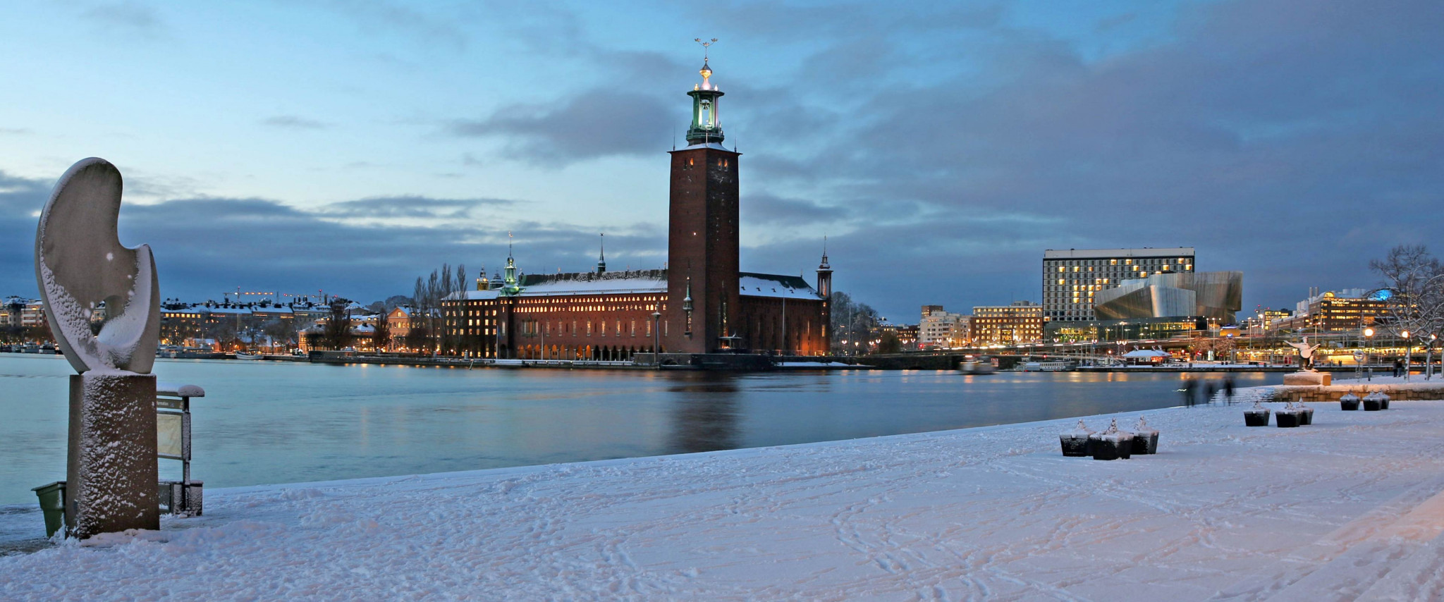 Stockholm is set to host the IOC Evaluation Commission visit ©IOC